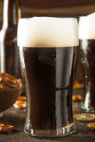 Refreshing Dark Stout Beer Royalty Free Stock Photography
