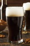 Refreshing Dark Stout Beer Stock Image