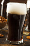 Refreshing Dark Stout Beer Royalty Free Stock Photo