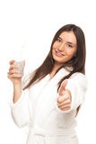 Refreshing dring is what you need Stock Photo
