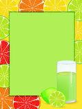 Refreshing drink Stock Photos