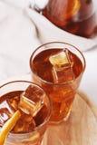 Refreshing drink Royalty Free Stock Photo