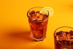 Refreshing drink Royalty Free Stock Image