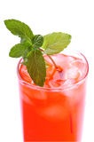 Refreshing Drink With Mint Stock Photos