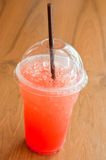 Refreshing fruit punch Royalty Free Stock Photography