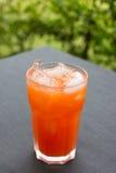 Refreshing fruit punch Stock Photos