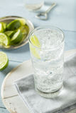 Refreshing Hard Sparkling Water Stock Images