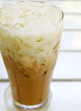 Refreshing iced coffee Stock Photography