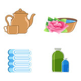Refreshing icons Stock Image