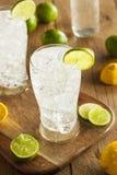 Refreshing Lemon and Lime Soda Royalty Free Stock Photo