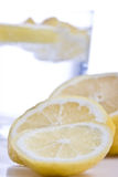 Refreshing Lemons Royalty Free Stock Photo