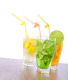 Refreshing mix Royalty Free Stock Photo