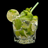 Refreshing mojito Stock Photography