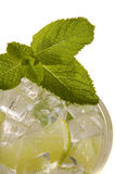 Refreshing Mojito drink Royalty Free Stock Photography