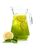 Refreshing punch Royalty Free Stock Images