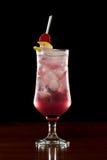 Refreshing raspberry lemonade Stock Photo