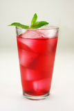 Refreshing Red Cocktail Bevera Royalty Free Stock Photography