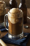 Refreshing Root Beer Float Stock Image