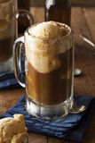 Refreshing Root Beer Float Royalty Free Stock Photo