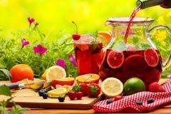 Free Refreshing Sangria Royalty Free Stock Images - 30170169