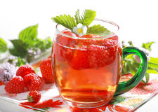 Refreshing Summer Drink Stock Photos