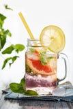 Refreshing summer drink Royalty Free Stock Image