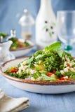 Refreshing Summer Salad Stock Photography