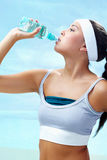 Refreshment Stock Image