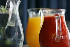 refreshment Royaltyfri Bild
