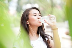 Refreshment Royalty Free Stock Photography