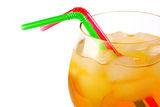 Refreshment Alcoholic Drink. Royalty Free Stock Image