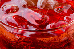 Refreshment: Bubble, Fizz and Ice Stock Photos
