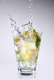 Refreshment cocktail Stock Photos