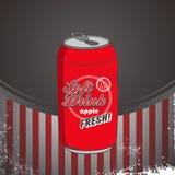 Refreshment soda Stock Photos