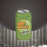 Refreshment soda Stock Image