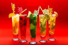 Refreshments Royalty Free Stock Photo