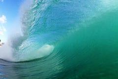 Refresque la onda Imágenes de archivo libres de regalías
