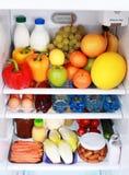 Refrigerador Foto de archivo libre de regalías