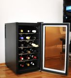 Refrigerador Fotos de archivo libres de regalías