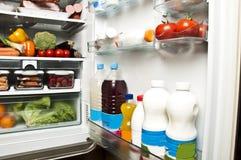 Refrigerador Imágenes de archivo libres de regalías