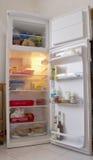 Refrigerador foto de archivo