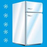 Refrigerador Imagenes de archivo