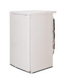 Refrigerador blanco Fotografía de archivo