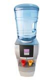 Refrigerador de água moderno Imagem de Stock Royalty Free