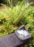 Refrigerador de água para beber no jardim Fotos de Stock