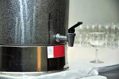 Refrigerador de agua Imagen de archivo libre de regalías