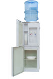 Refrigerador de agua Foto de archivo libre de regalías