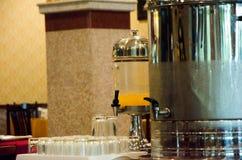 Refrigerador de agua de consumición Fotografía de archivo libre de regalías