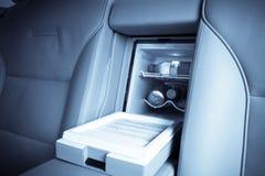 Refrigerador del coche imágenes de archivo libres de regalías