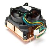 Refrigerador del ordenador Fotografía de archivo libre de regalías